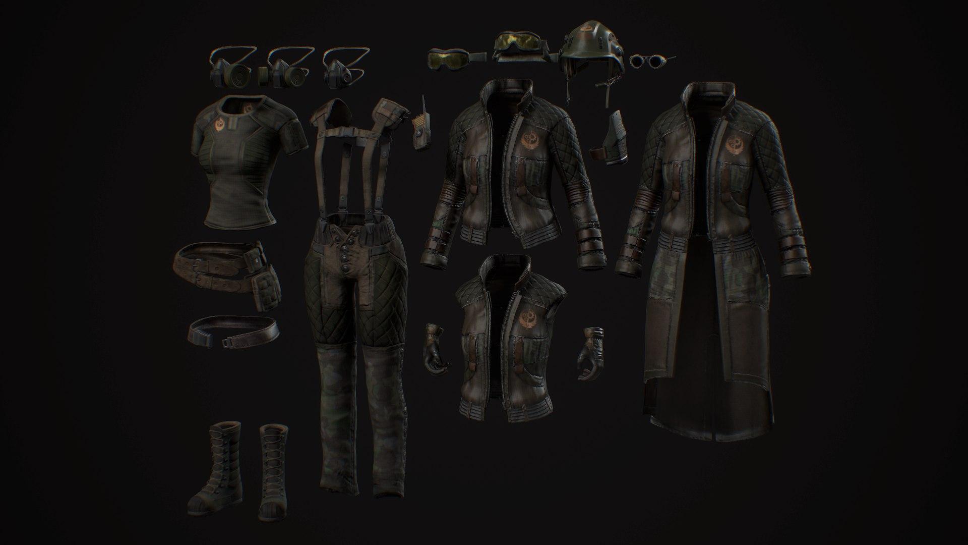 CROSS_BrotherhoodRecon Fallout4