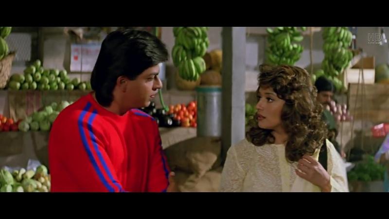 Сумасшедшее сердце/ Dil To Pagal Hai.(1997)