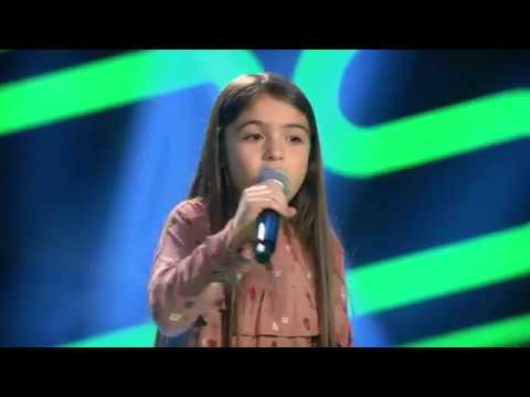 THE VOICE KIDS GERMANY 2018 - Anisa -