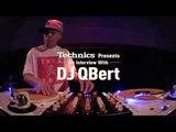 Technics Presents An Interview With DJ QBert