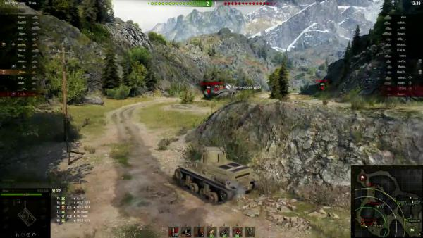 World of Tanks MTLS 1G14 Особенности игры