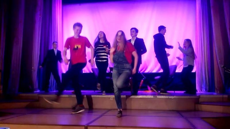 Танцы. Отбор в команду Мигеля