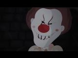 IT vs Five Nights at Freddys - Rap Battle Animation [Tony Crynight]