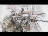 Занятие с бойцами спецназа ДНР. 20 апреля 2018г. (тряхнул стариной)