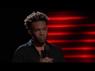 Ignatious Carmouche - Latch - The Voice USA 2017 - Season 13 - Blind Auditions