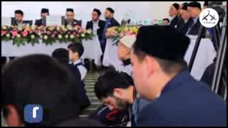 Qalblarni titratgan Abdulfattoh qori