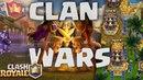 Концепт Клановых войн в Clash Royale | SUPERCELL NEWS