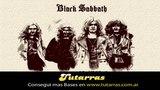 Black Sabbath - Paranoid Pistas de guitarra - Backing tracks