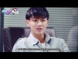 [РУСС. САБ] 171117 TAO @ interview about «Shen Wu 3»