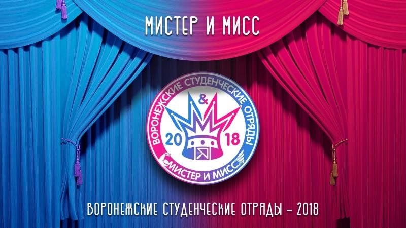 Мистер и Мисс ВСО - 2018 - Тизер