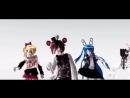 Танец фнаф аниме