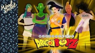 Dragon Ball Z Porn Parody: