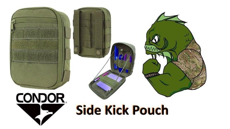 Тактический подсумок-органайзер Condor Side Kick Pouch