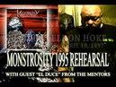 Monstrosity - El Duce Rehearsal 1995