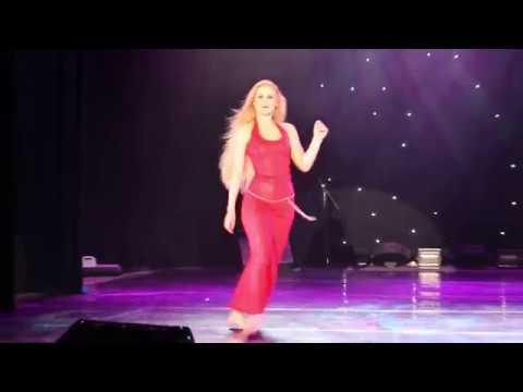 Ираки Sumaya يم الثوب الاحمر، حاتم العراقي . الرقص الع1