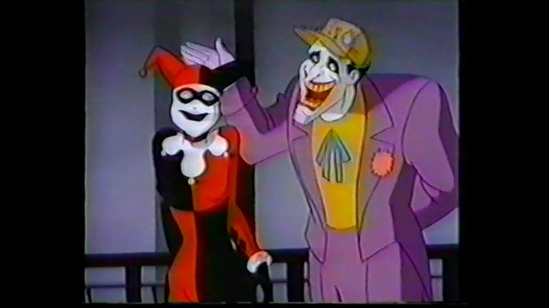 Бэтмен: Мультсериал / Batman: The Animated Series (отрывок в переводе Кашкина) 03