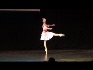Школа Танцев PrimadoNNa Инна Печникова Вариация из балета Фея Кукол