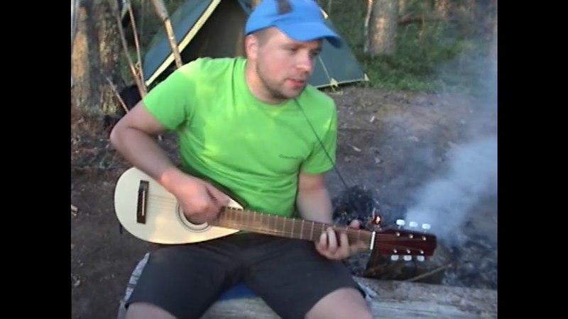 Поход в Вепсский лес