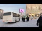 Задержания на митинге в Мурманске 28.01.2018