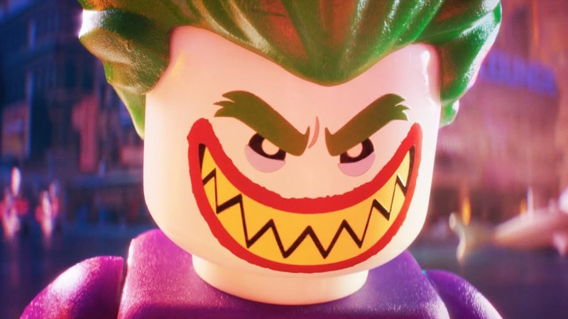 Джокер освобождает злодеев из фантомной зоны | Лего Фильм: Бэтмен (2017)
