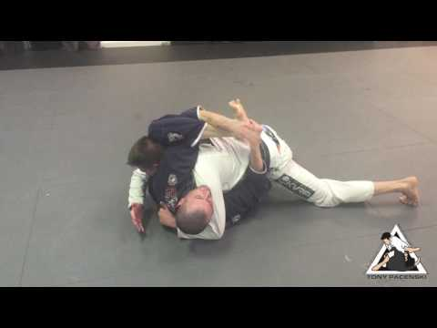Buggy Choke Developed By Ralph Gracie Team Member Austin Hardt