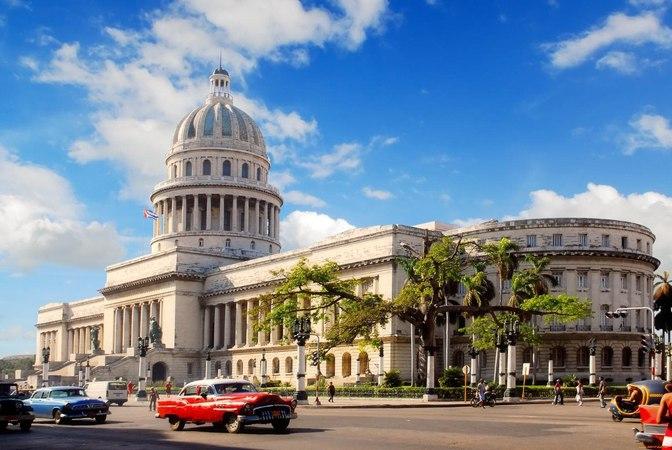 419 Гавана Куба потрясяющее видео