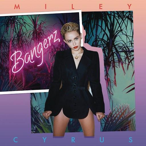Miley Cyrus альбом Bangerz (Deluxe Version)