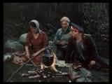Советский Фильм про Дружбу и Людей SOS над тайгой 1976