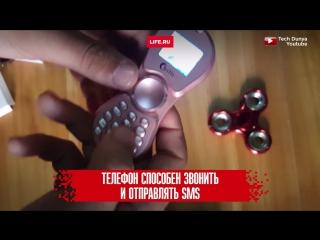 Китайцы изобрели спиннер-телефон