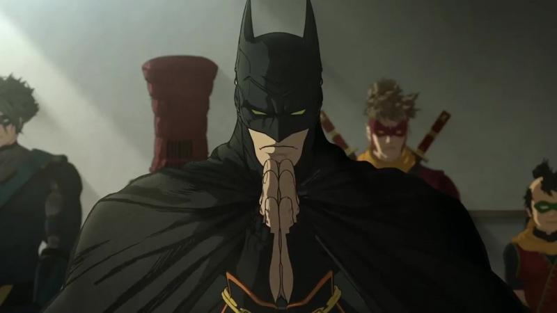 Бэтман против ХЗК