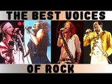 THE BEST VOICES OF ROCK