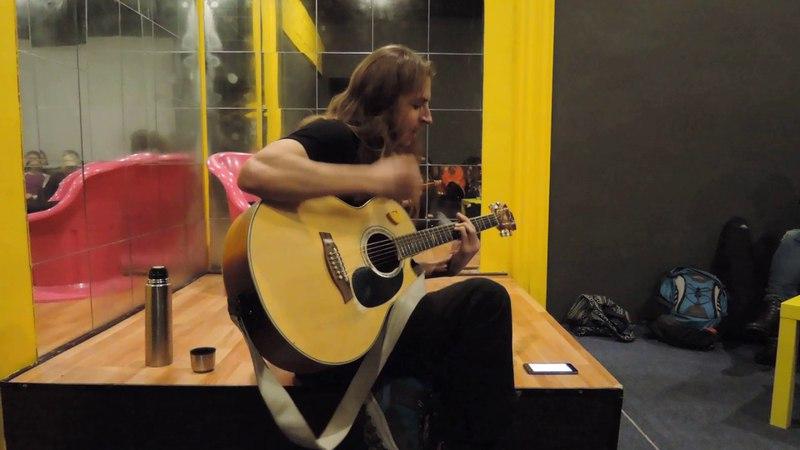 Ярослав Круль — All Along the Watchtower (Bob Dylan cover)