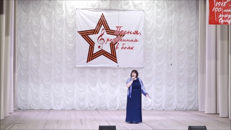 Ольга Чеботаева Баллада о матери