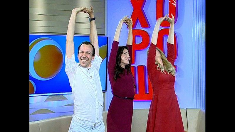 Врач-рефлексотерапевт Евгений Щуренко: на теле человека есть точка, отвечающая за хорошее настроение