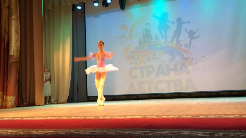 """Медора из балета """"Корсар"""""""