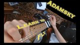 Foo Fighters - Learn to Fly (Adamsky cover)