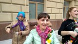 Солнечная весенняя Харинама-Санкиртана 07.04.18 Волгоград+Волжский (12)