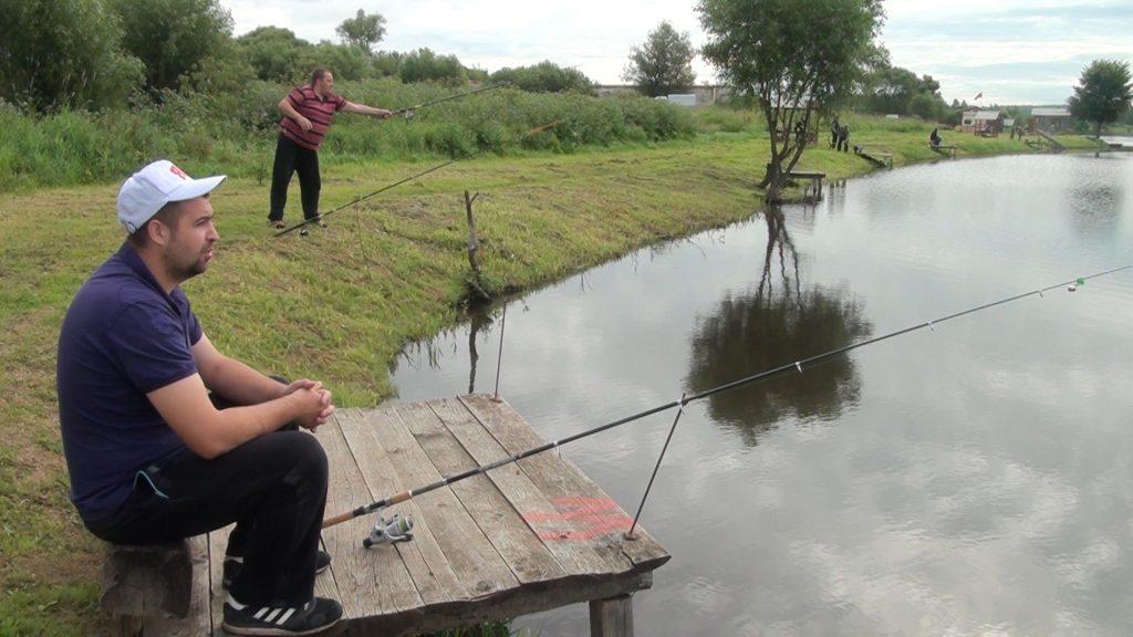Рыбалка в мандрино калужской области