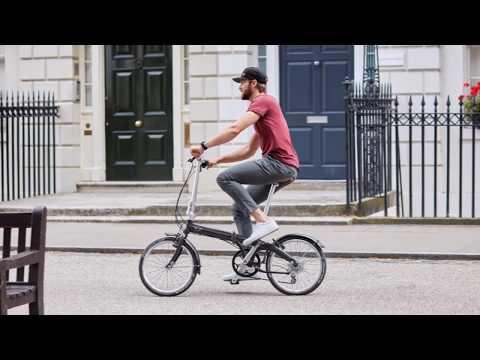NEW MINI FOLDABLE BICYCLE