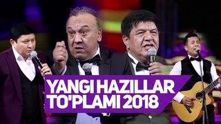 Mirzabek Xolmedov & Avaz Oxun & Zokir Ochildiyev & Olim Aka - Yangi hazillar to'plami 2018