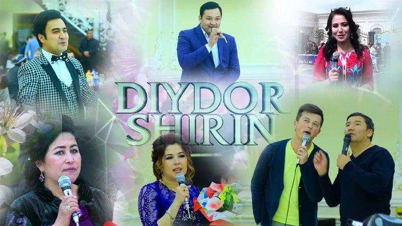 Farg'ona Viloyati tadbirkorlarining Diydor shirin deb nomlangan konsert dasturi 2018