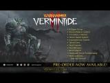 Warhammer- Vermintide 2 – Геймплейный трейлер