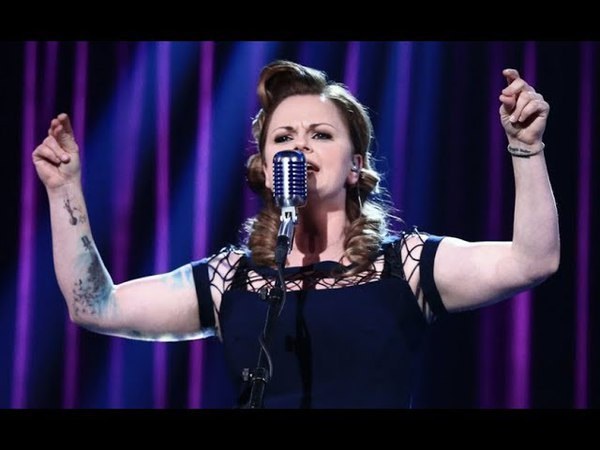 Marianne Sveen - Sugarfoot Rag (Århundrets stemme 2018)