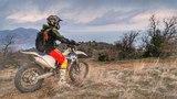 Мечта как в GTA. Первый раз на мотоцикле Эндуро путешествую в Крыму. Выпуск 1