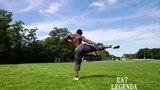 MMA Mixed Martial-arts Gymnastics Tricking Taekwondo