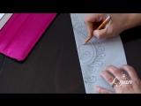 L AYN Création Орнамент для вышивки
