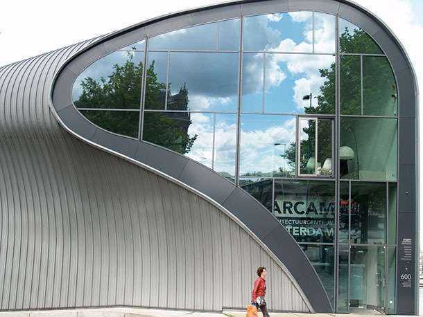Современная архитектура Амстердама