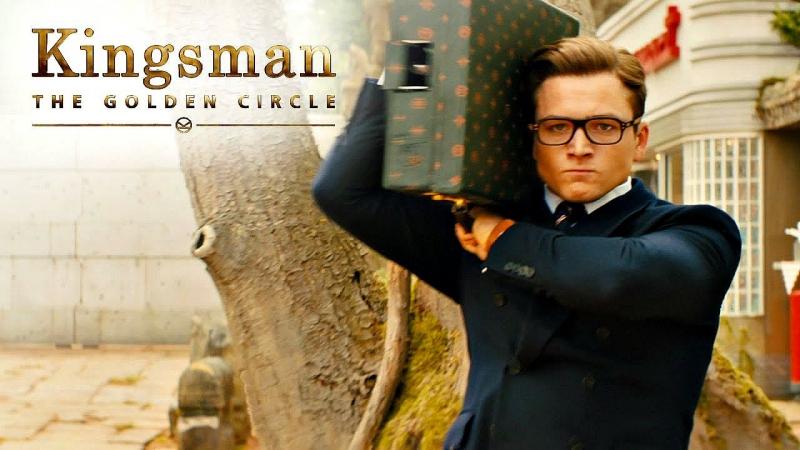 Kingman: Золотое кольцо дублированный трейлер фильма
