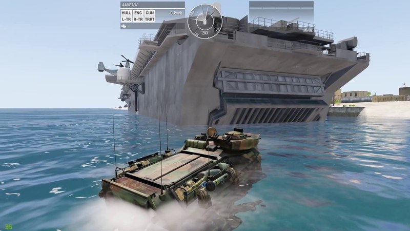 ArmA 3 CUP LHD