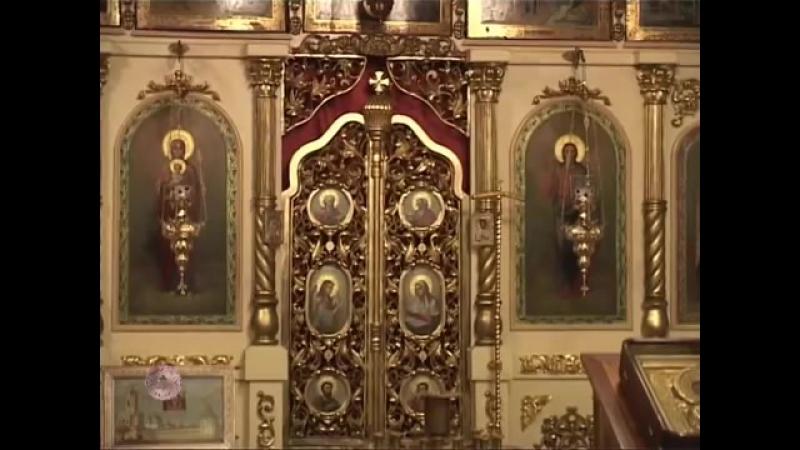 Серпуховский Высоцкий монастырь (часть 1) (из цикла Русский инок)